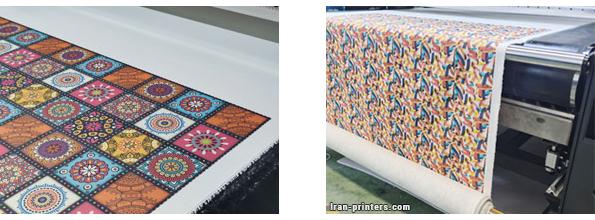 pigment textile printing