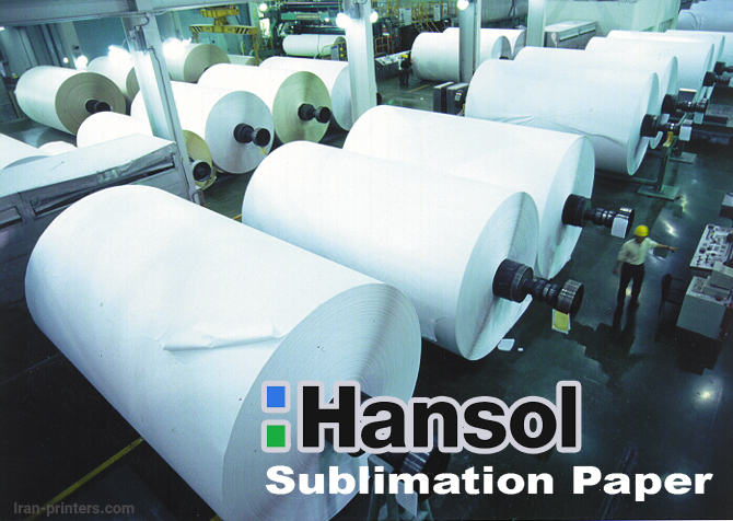 HANSOL sublimation paper