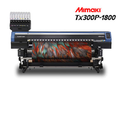 دستگاه چاپ مستقیم پارچه TX300-1800