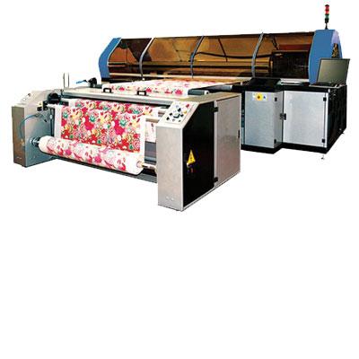 دستگاه چاپ پارچه میماکی TIGER