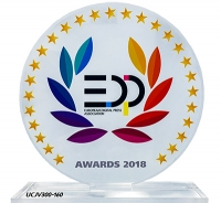 برنده جایزه از انجمن چاپ دیجیتال اروپا