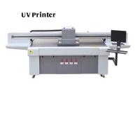 دستگاه چاپ روی سطوح (فلت بد یووی)