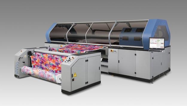 دستگاه چاپ مستقیم  پارچه