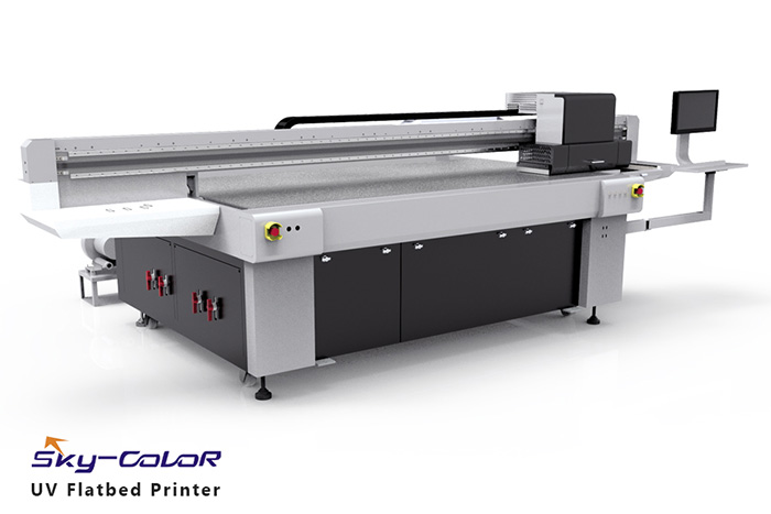 Sky color UV printer