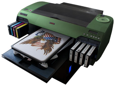 Tshirt printer