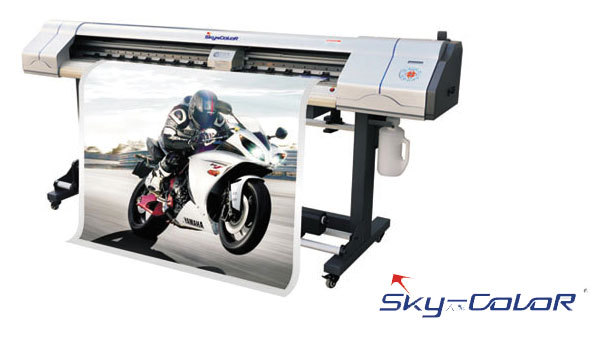 sky color printer